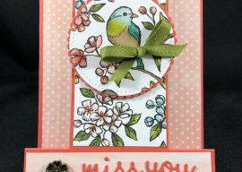 Free as a Bird for Springtime InKing Royalty Blog Hop